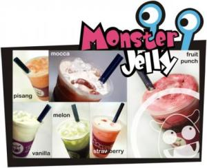 menu Franchise Monsterjelly