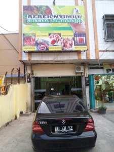 Bebek Nyimut sebelah Gelael Makassar