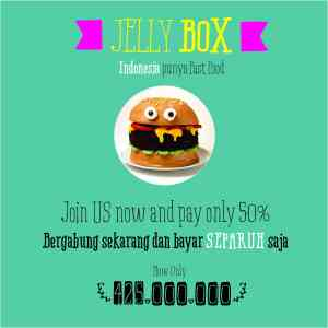 jelly box adv