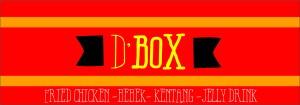 D'BoX Fried Chicken dengan paket kemitraan lebih murah dari D'Besto
